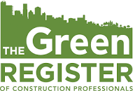 The Green Register logo